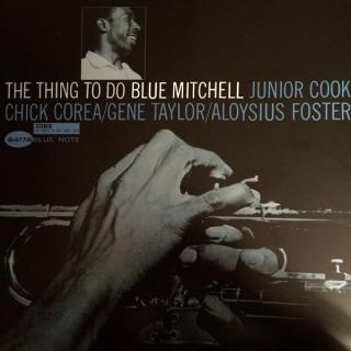Thing To Do - Mitchell Blue [Vinyl album]